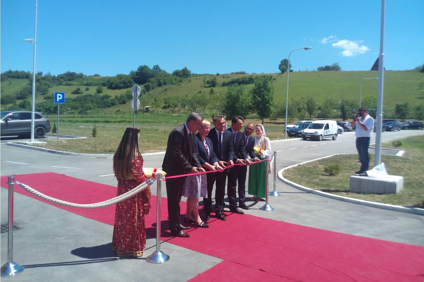 Otvoreno savremeno postrojenje za prečišćavanje otpadnih voda u Bihaću vrijedno 10,8 miliona eura