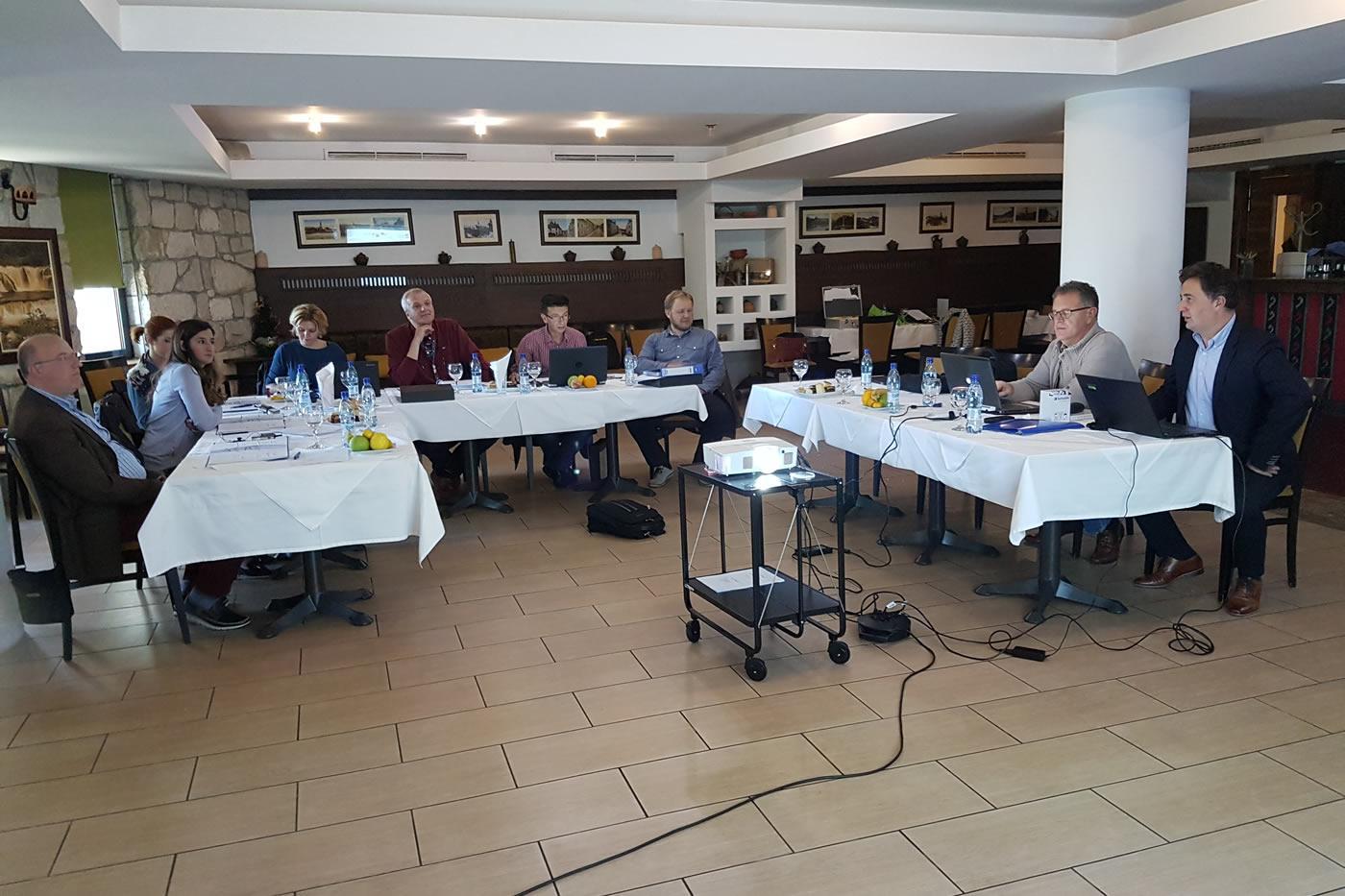 Održana obuka trenera za upravljanje neprihodovanom vodom u Bihaću, Bosna i Hercegovina