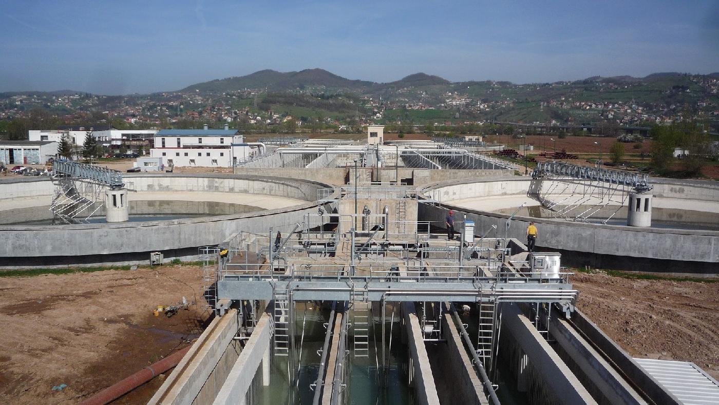 Svečano otvoreno postrojenje za prečišćavanje otpadnih voda u Sarajevu
