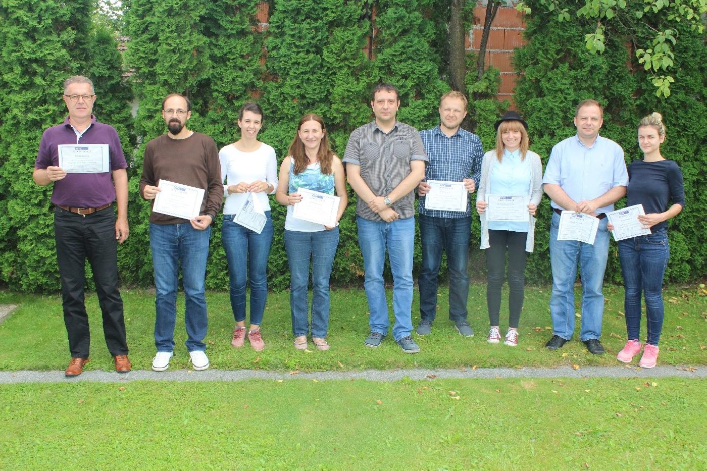 Održana GIS obuka za zaposlenike Una Consulting-a