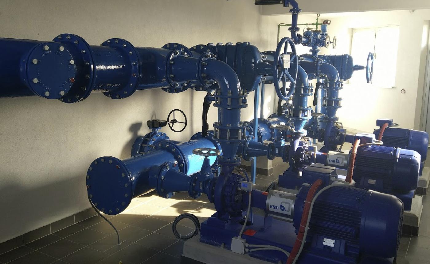 Energijska efikasnost pumpnih postrojenja kojim upravljaju javna komunalna / vodovodna preduzeća